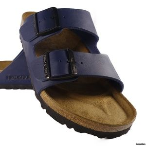Birkenstock Arizona BS (Blue) [0051751] Women